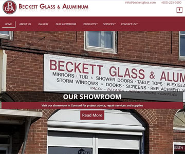Beckett Glass & Alumninum